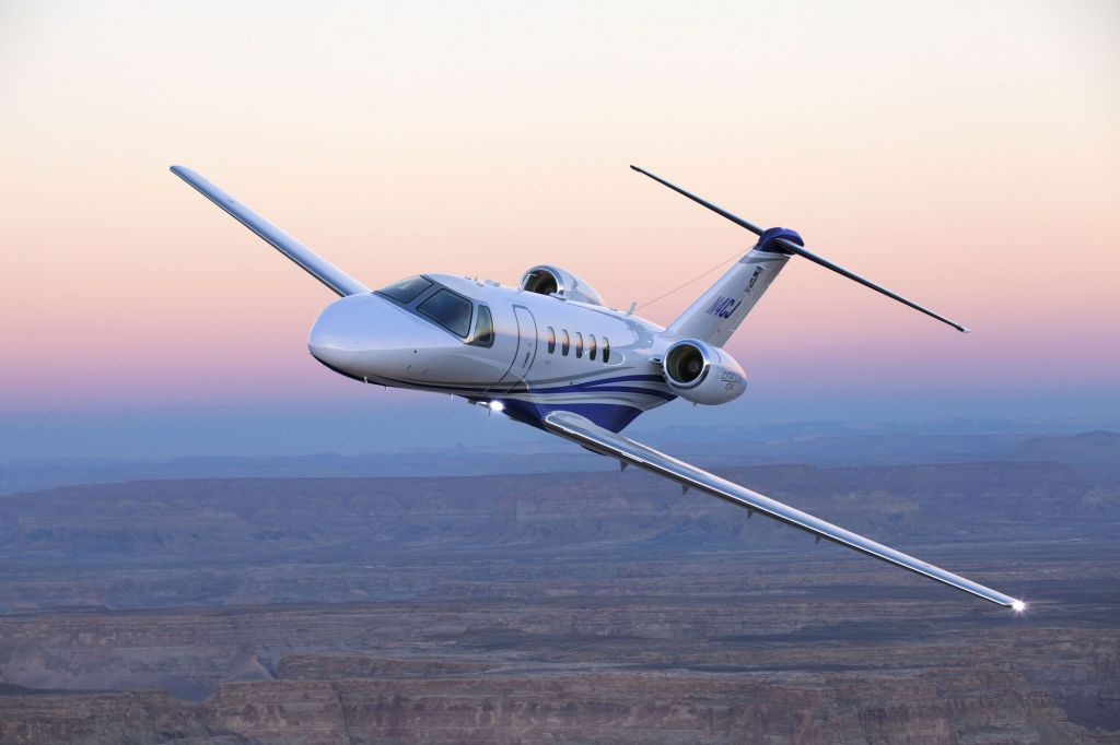 Essex Aviation Completes Acquisition of 2011 Cessna Citation CJ4 for New England Donor Services