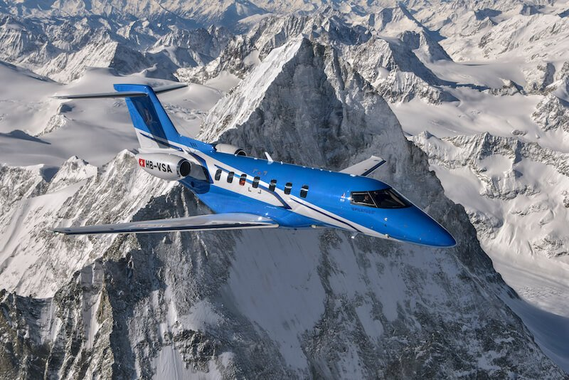 Acquisition of New Pilatus PC-24